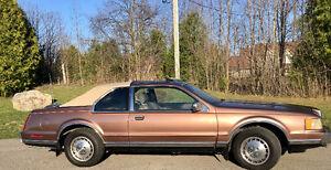 Rare Lincoln LSC Mark VII