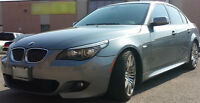 2008 BMW 550i M Package - Fully loaded (NAV, HUD, GPS & more)