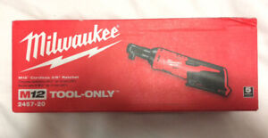 Milwaukee Cordless Ratchet