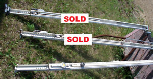 RV Awning Support Arms