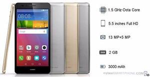 brand new unlocked Huawei GR5 LTE 5.5inch LCD Grey