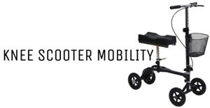 Knee Scooter For Only $199 - Free Delivery Anywhere in BC.