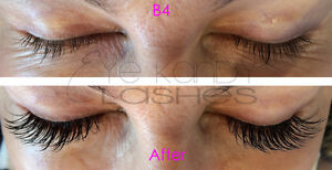 Eyelash Extension Training & Certification, Vol. Lashes 2D,3D,4D Stratford Kitchener Area image 8