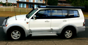 Mitsubishi Pajero Exceed 2001 South West Rocks Kempsey Area Preview