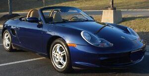 2003 Porsche Boxster ,2d ROADSTER TIPTRONIC