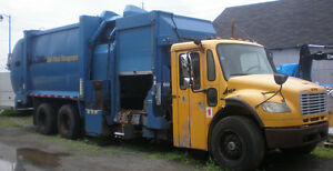 2006 Freightliner M2 Dump Truck / Garbage Truck / Packer, diesel