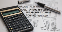 STUDENT/PERSONAL/FAMILY INCOME TAX-RETURN SERVICES $20