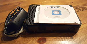 Zyxel 802.11a Wireless ADSL2+ Gateway Modem, works with TekSavvy
