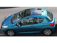 2006 Peugeot 207 1.6 hdi MANUAL ,Panoramic roof/hk07obg