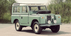 Land Rover Series 1/2/3 Truck for personal use