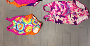 Size 7 - youth girl - clothes swimsuits pjs