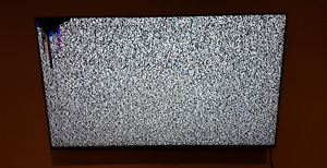 "Broke 70"" Sharp Aquos smart TV"