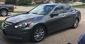 2012 Honda Accord EX-L Sedan V6 3.5L Engine