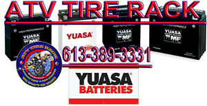 ATV BATTERIES Canada Ontario YUSA Bike Master LOWEST PRICES