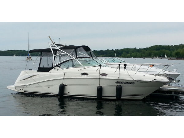 Used 2005 Sea Ray Boats Amberjack 270