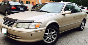 2000 Toyota Camry Sedan XLE V6 Fully Loaded Automatic