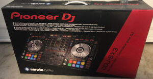 DDJ-SX3 4-channel DJ Controller for Serato DJ Pro - BRAND NEW!