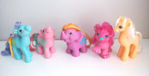 Vintage 1980's G1 My Little Pony- Lot of  5 Animal Friends Oakville / Halton Region Toronto (GTA) image 2