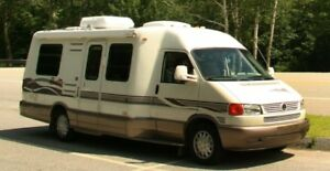 1999 Volkswagen Rialta Winnebago 22HD $26500