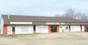 UNIVERSAL PARTS SUPPLY BUSINESS