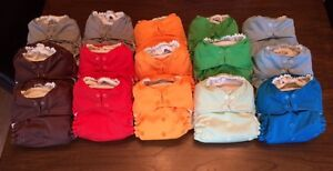 Couches lavables Rumparooz cloth diapers