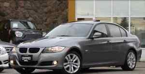 2011 BMW 323 low kms 80k, summer & winter wheels, no accidents