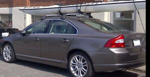 Volvo S80 Roof Rack Original