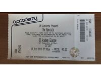The Specials ticket