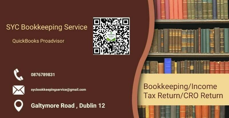Bookkeeping/Accounts preparation