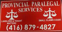 Landlord Legal Service Provider