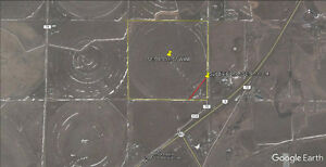 land for sale to start acreage #3 hiway