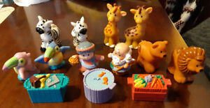 FISHER PRICE LITTLES  PEOPLES