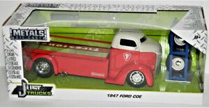 Jada 1/24 Just Trucks 1947 Ford Coe Diecast