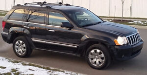 2010 Jeep Grand Cherokee Limited SUV, Crossover Strathcona County Edmonton Area image 1