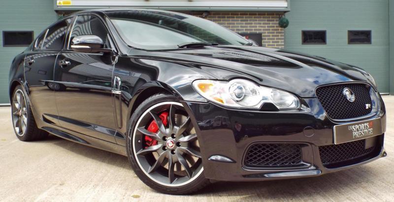 2011 Jaguar XFR - R100 5.0 V8 Supercharged Special Edition ...