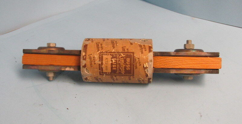 BUSS LIMITRON CURRENT LIMITING FUSE KTJ 800
