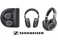 Sennheiser PXC 550 Wireless Noise Cancelling Headphones, Bluetooth, NFC, Brand New, Unwanted Gift