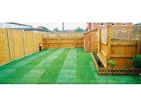GARDEN FENCING contractors - LEEDS,Bradford,Wakefield cover all westyorkshire