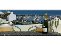 Luxury Brixham Self Catering cottage with sea views