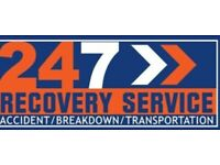 Recovery Breakdown Tow Service