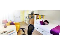 *STUDENTS ONLY* Studio flats to rent for shorter let in Angel/Islington Zone 1 for £299pw all incl!*