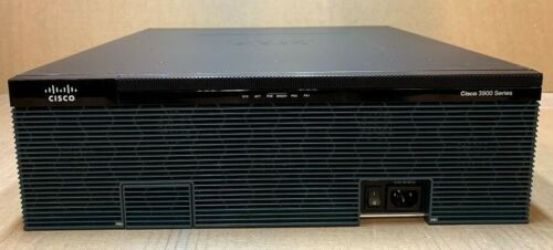 Cisco | C3900-SPE250/K9 | Integrated Service Router