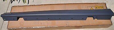 BMW 328i 335i 07-08 E90 E91  Left Rocker Panel Moulding  51777164795 Genuine OEM