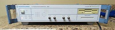 Rhode Schwarz Amiq 1110.2003.02 Modulation Generator Option B1 B2