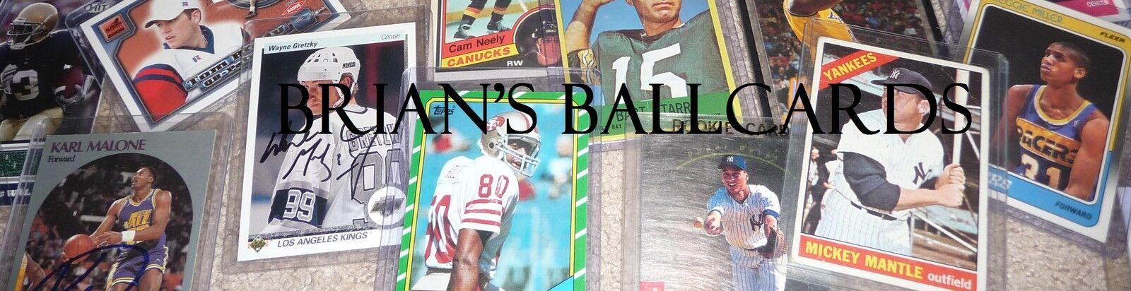 Brian's Ballcards