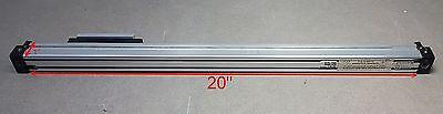 Tol-o-matic Rodless Air Cylinder Bc4 139442 20 Long X 1 X 1