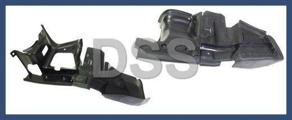 GENUINE BMW E36 318 323 325 Right Rear Quarter Moulding 1 Year Warranty NEW