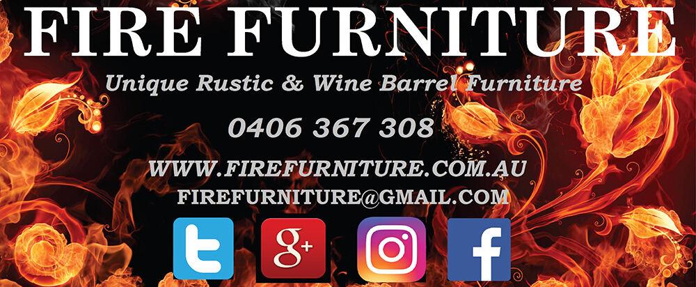 Fire Furniture & The Rustic Pet