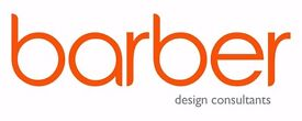 Job opening for an interior designer at Barber Design Consultancy