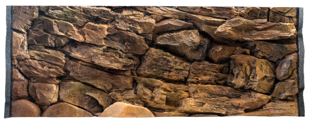 Aquarium Rückwand 3D Felsen Struktur Rückwand Aquarium Terrarien